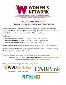 January 2016 Women's Network 1