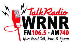 TalkRadio WRNR logo