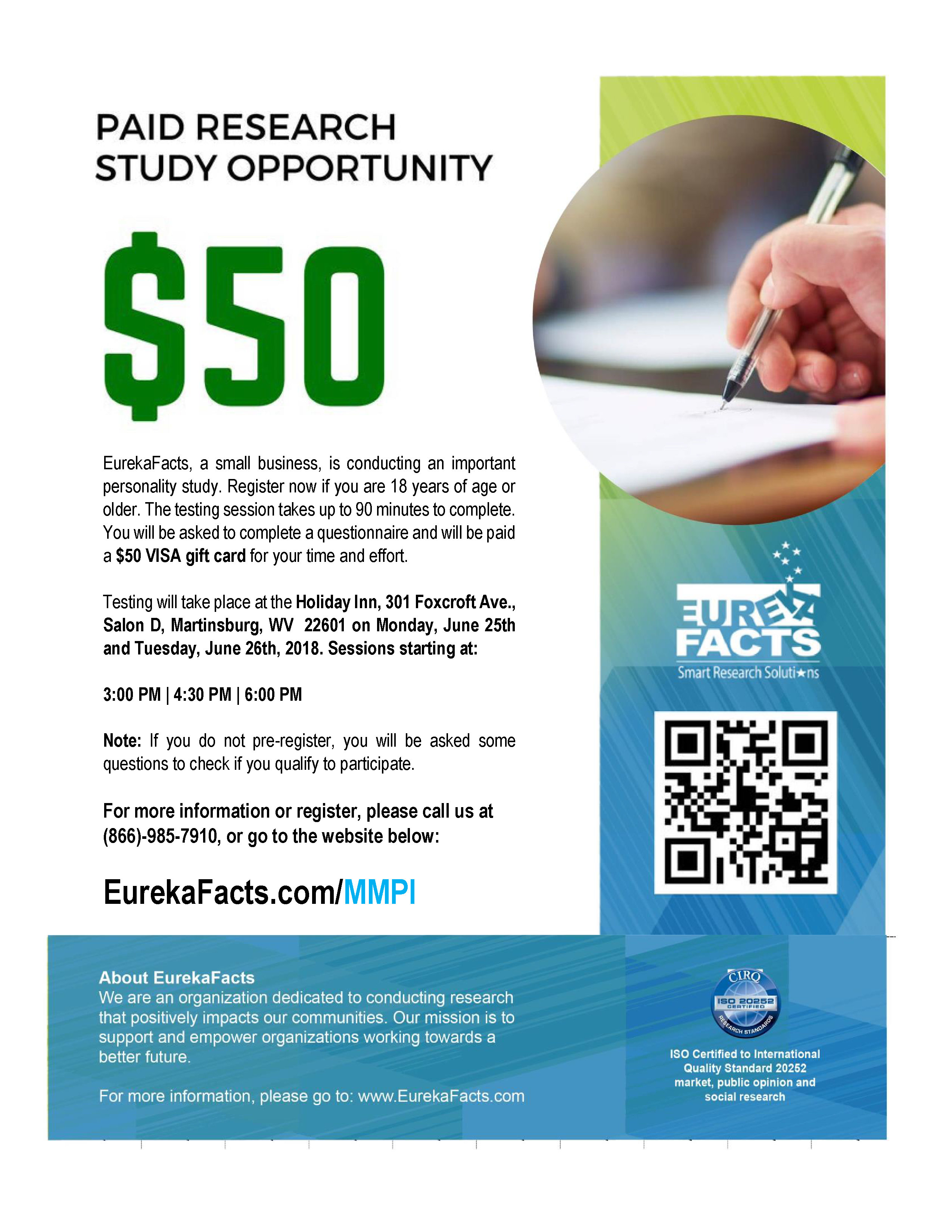 paid online research studies Yes, national research group provides an online database and publishes a directory of thousands of high paying cash opportunities that no-one else will tell you about these opportunities are easy to apply for and even get paid the same day.