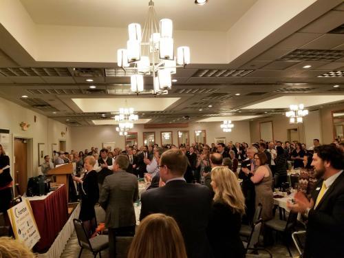 92nd Annual Dinner - November 7, 2018