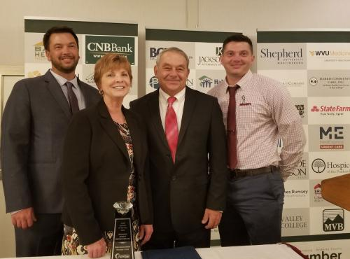 2018 Small Business of the Year - Minghini's General Contractors, Inc.