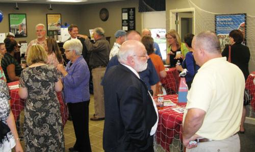 Summit Community Bank Mixer