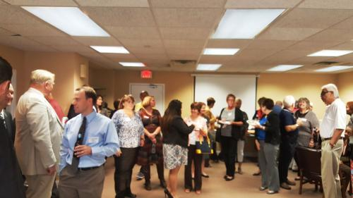 Berkeley County Development Authority Mixer