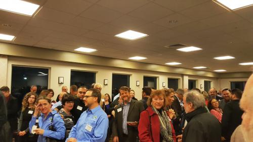 Shepherd University Martinsburg Center at EWVRA Mixer